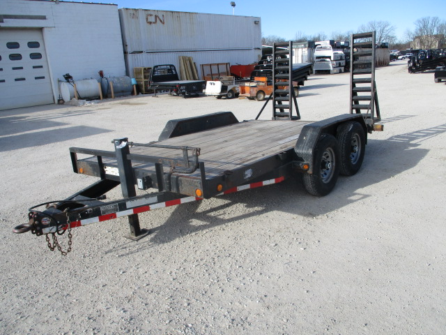 2010 Load Trail 83x14  Equipment CH831407ES2202