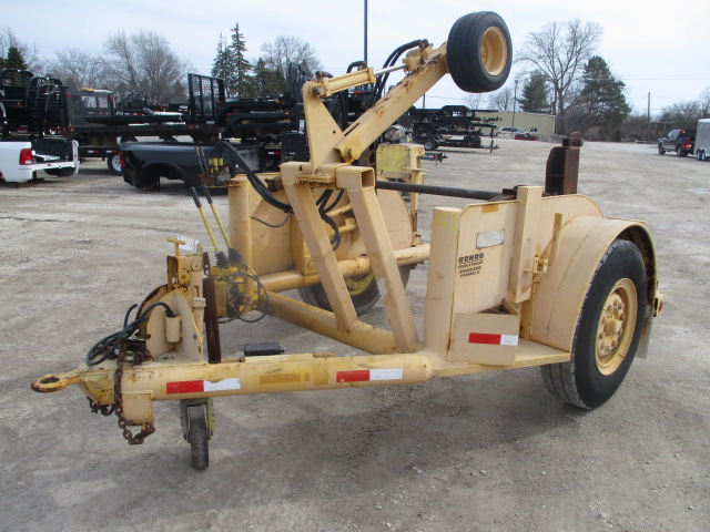 1988 Truco 0x0  Equipment