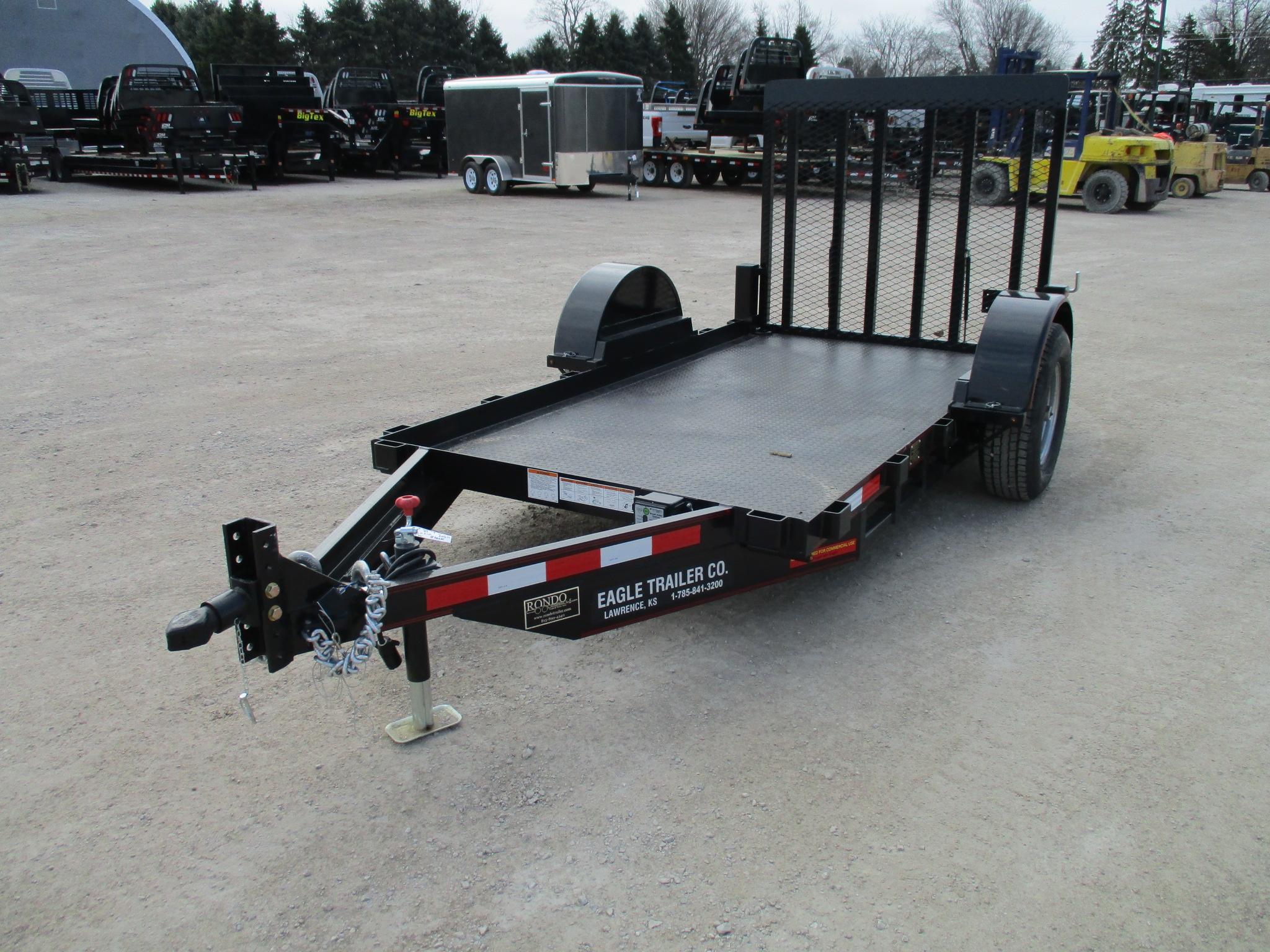 2018 Eagle 60x10  Equipment 5X10LSA52-5200