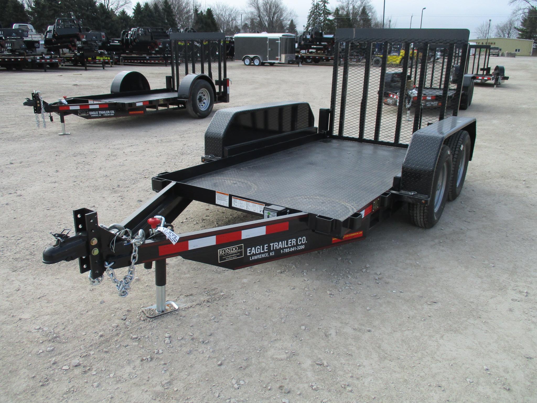 2018 Eagle 60x10  Equipment 5X10LTA35-7000