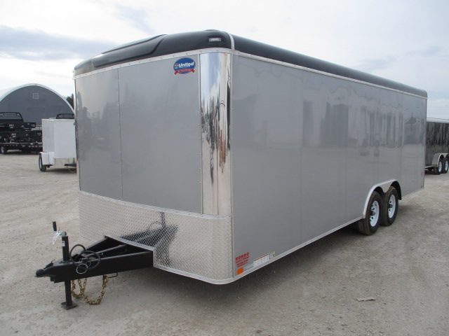2019 United 8.5x22  Enclosed Car Hauler ULT-8.522TA50-S