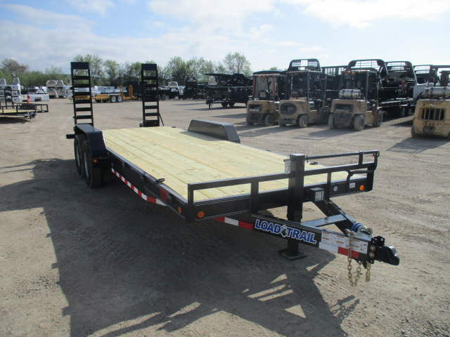2018 Load Trail 83x22  Equipment CH8322072