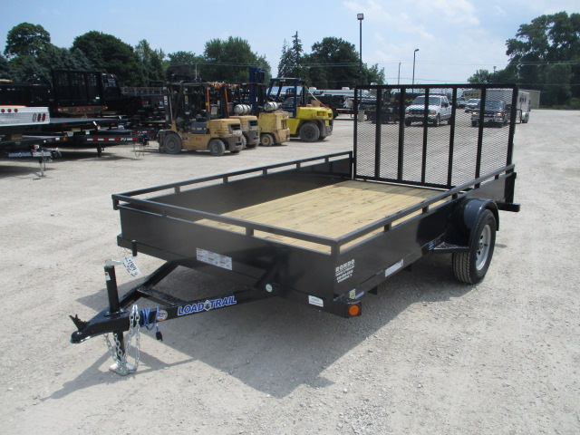 2018 Load Trail 83x12  Single Axle Utility SE8312031