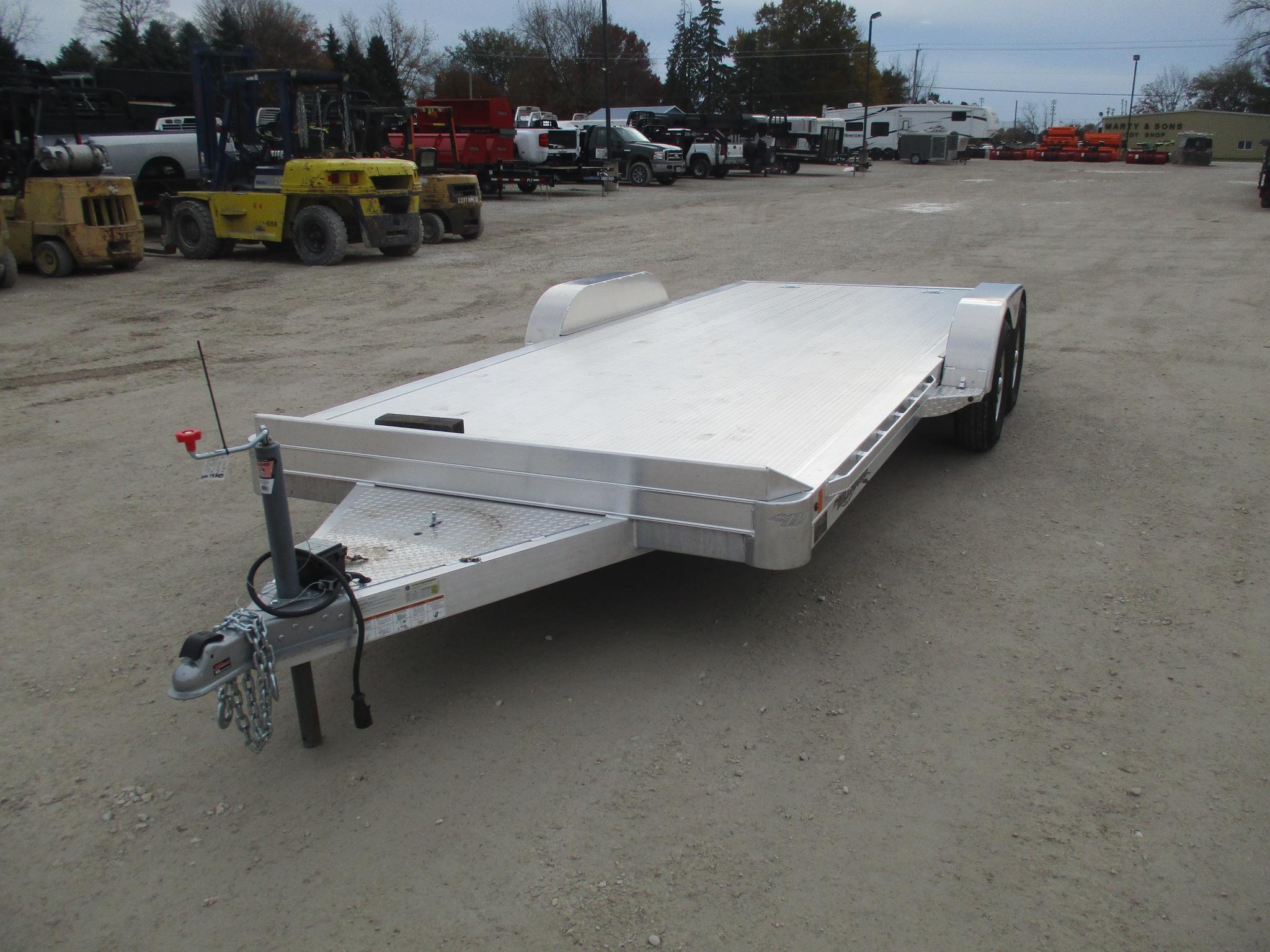 2019 Hillsboro 82x18  Car Hauler CH18RD