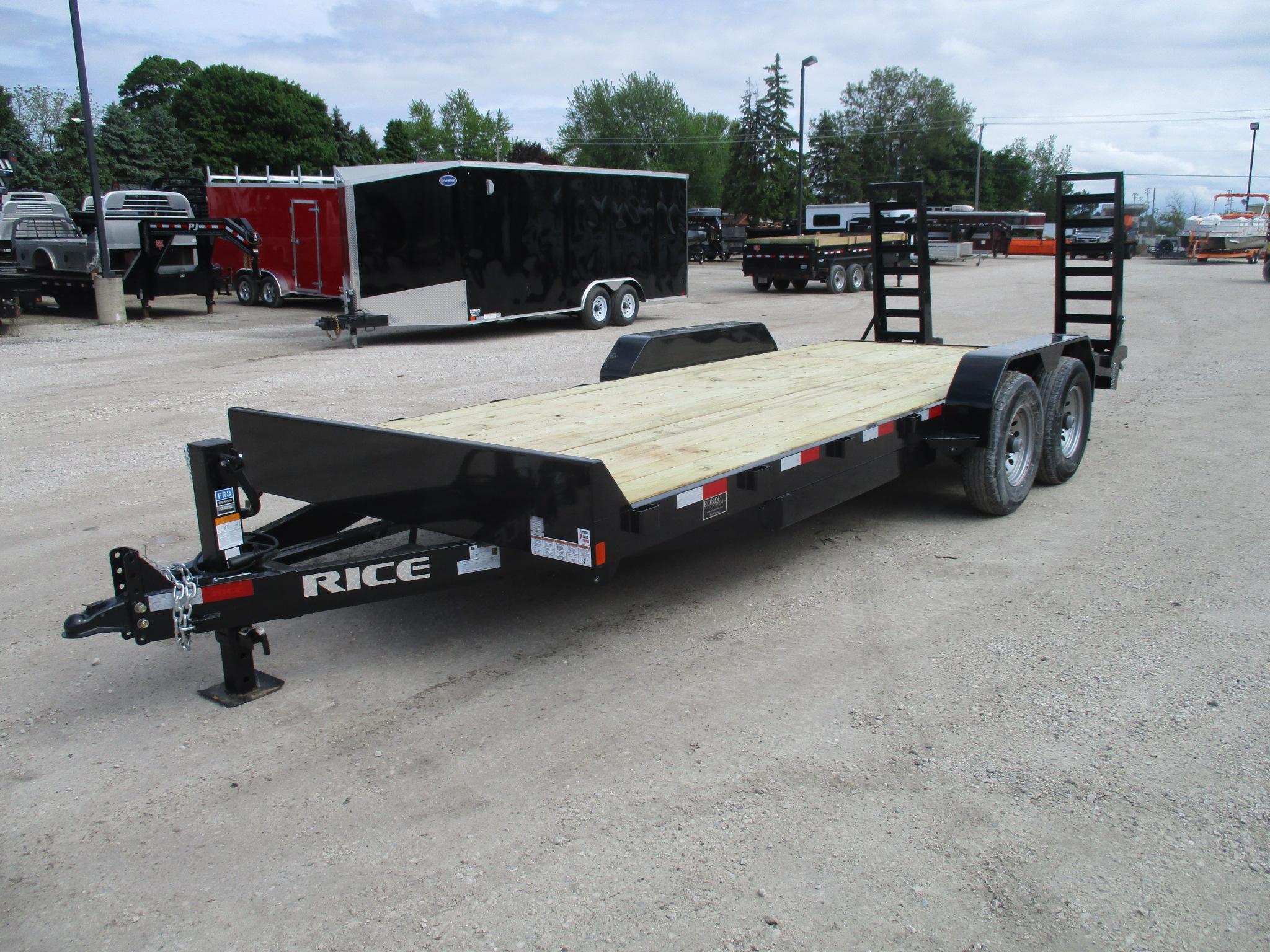 2020 Rice 82x20  Equipment FMEHR8220