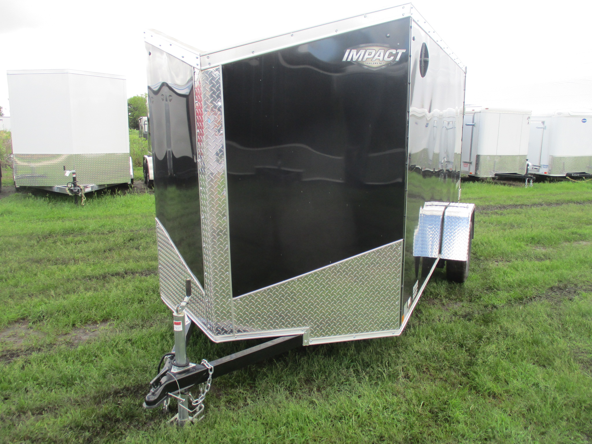 2019 Impact 6x12  Enclosed Cargo ITT612SA
