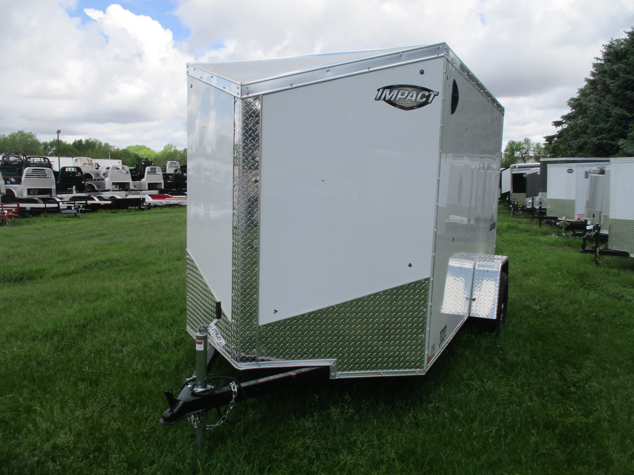 2019 Impact 6x10  Enclosed Cargo ITT610SA
