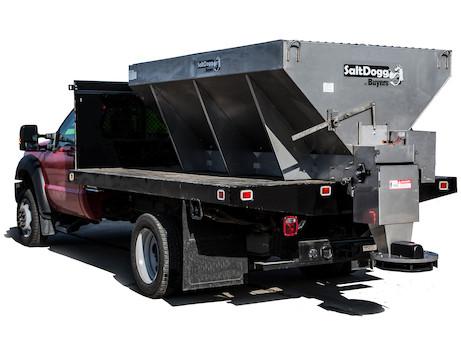 New Buyers 1400560SSE Model, V-Box Stainless Steel Spreader,