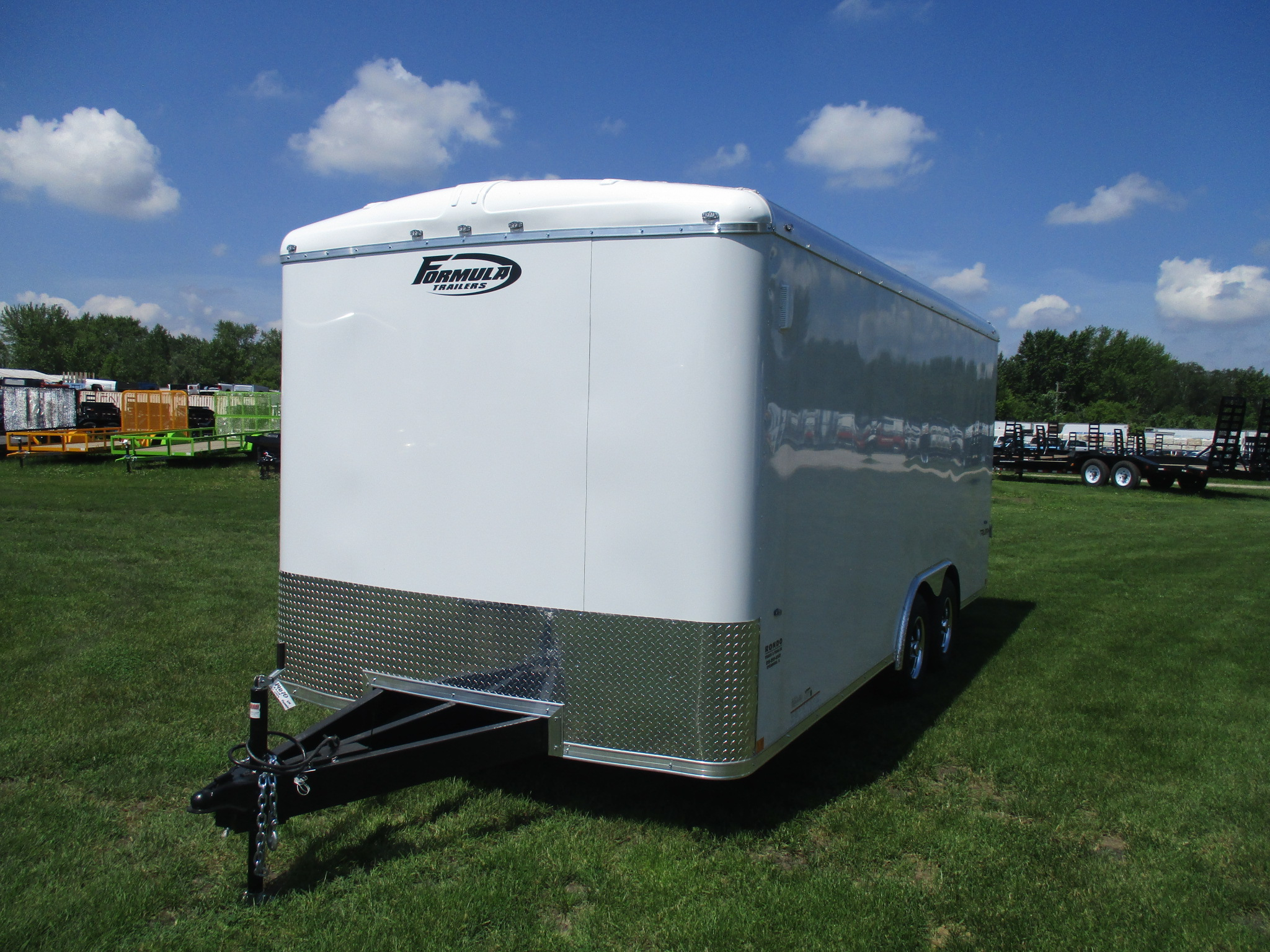 2020 Formula 8.5x18  Enclosed Cargo FSCBC8.5X18TE3RD