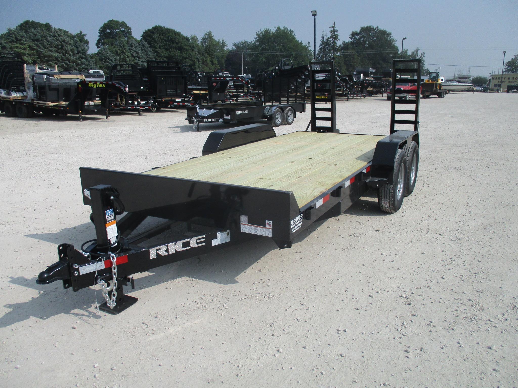 2020 Rice 82x18  Equipment FMEHR8218