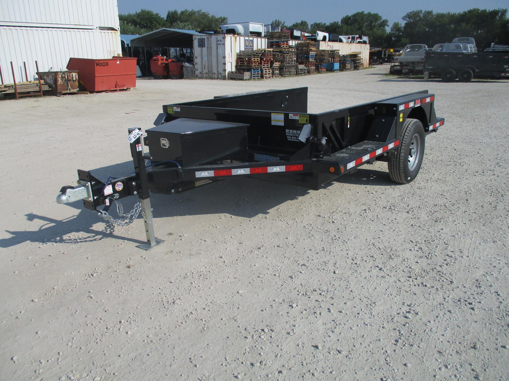 2019 B-B 76x10  Equipment Tilt HDT1070E