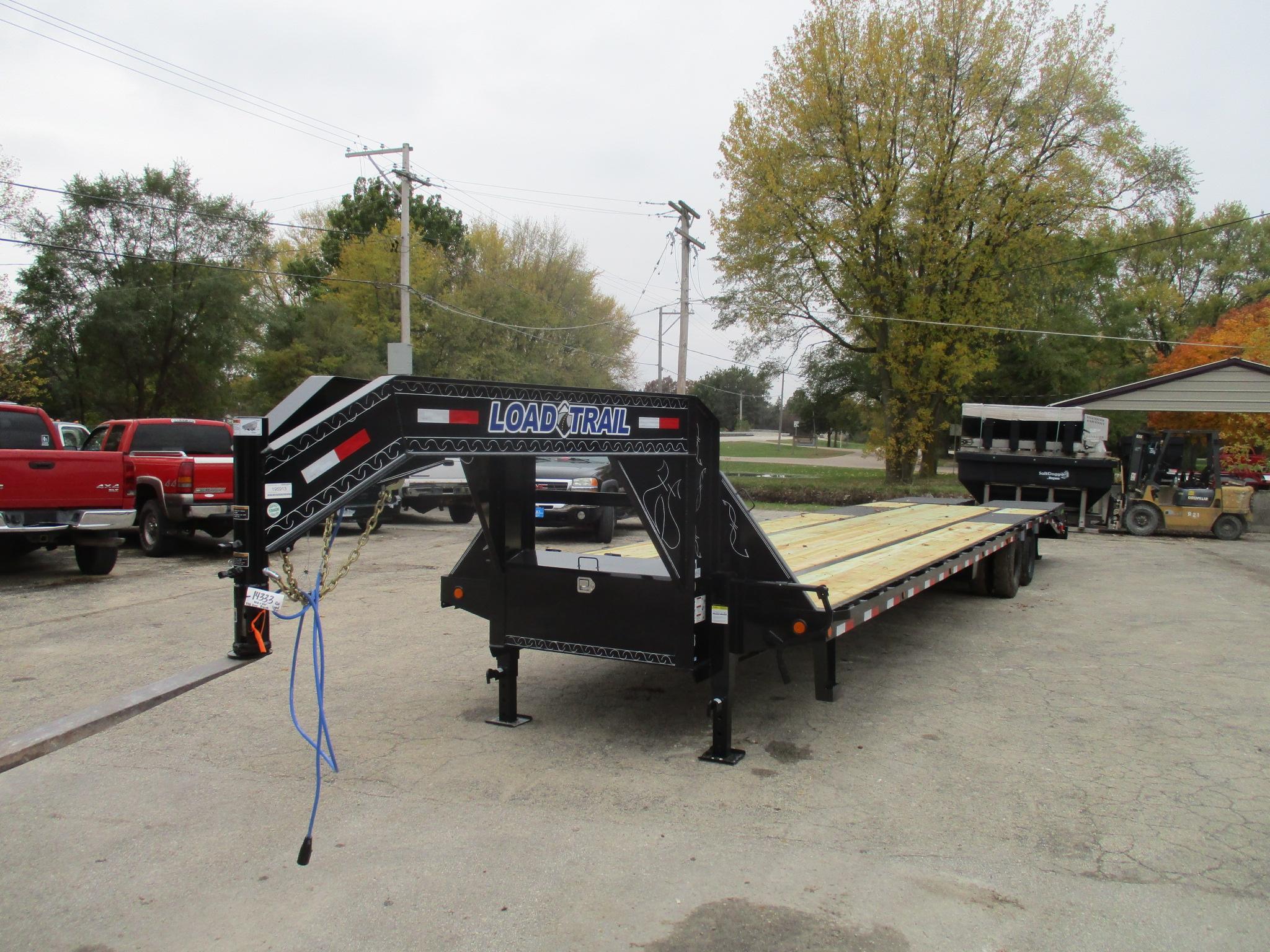 2020 Load Trail 102x40  Gooseneck GP0240102SS
