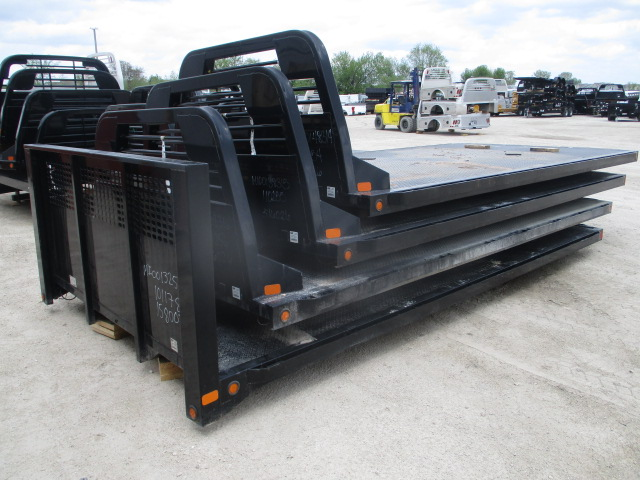 AS IS CM 16 x 97 PL Flatbed Truck Bed