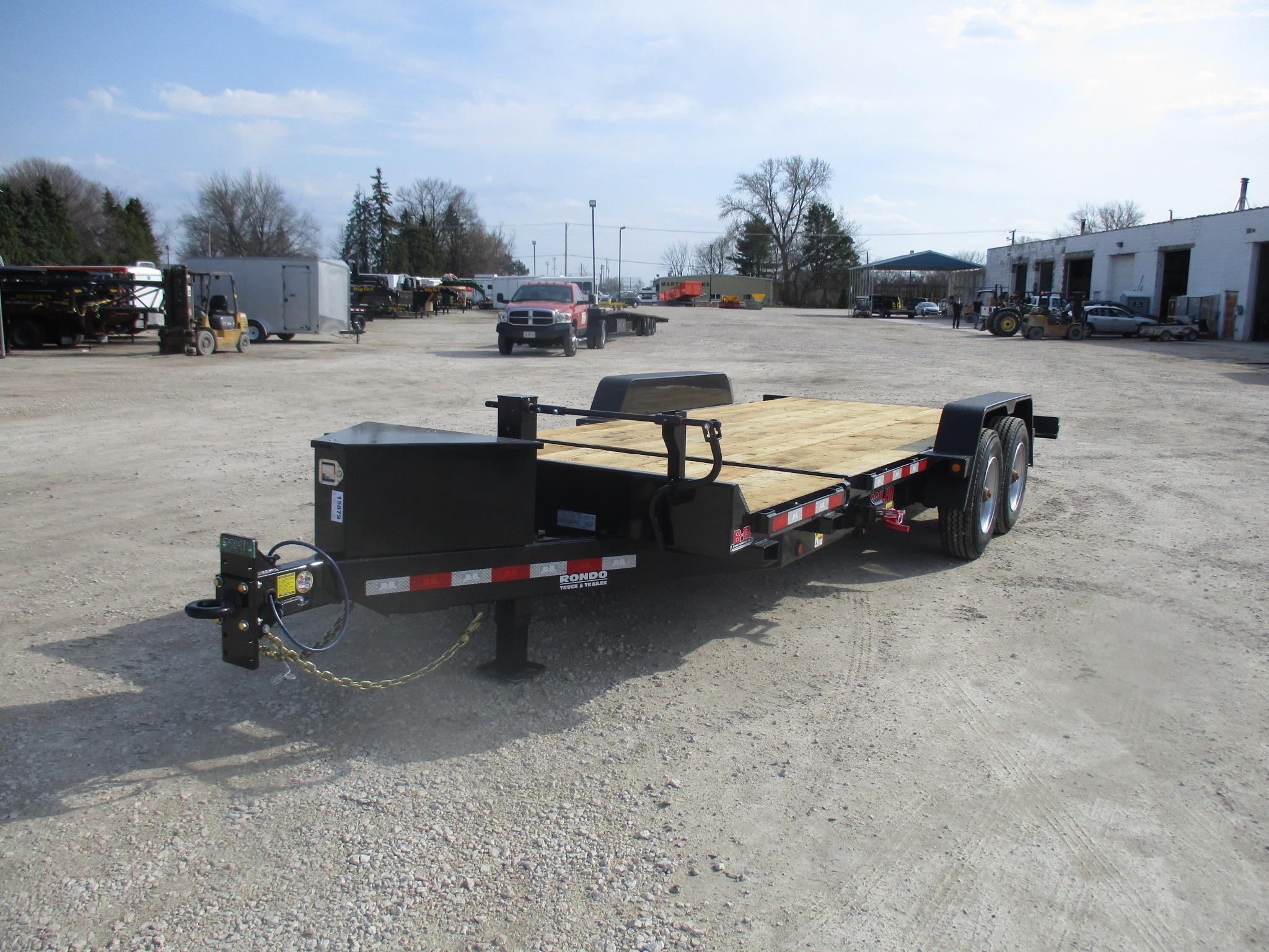 2021 B-B 83x20  Equipment Tilt TBCT2020ET-10K