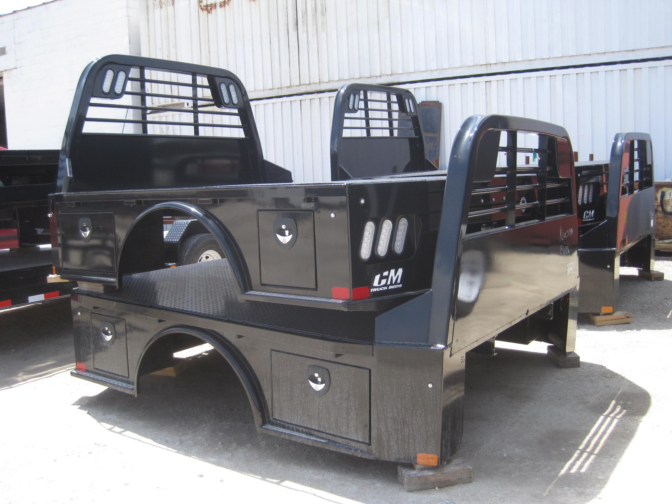 NOS CM 8.5 x 97 SK Flatbed Truck Bed