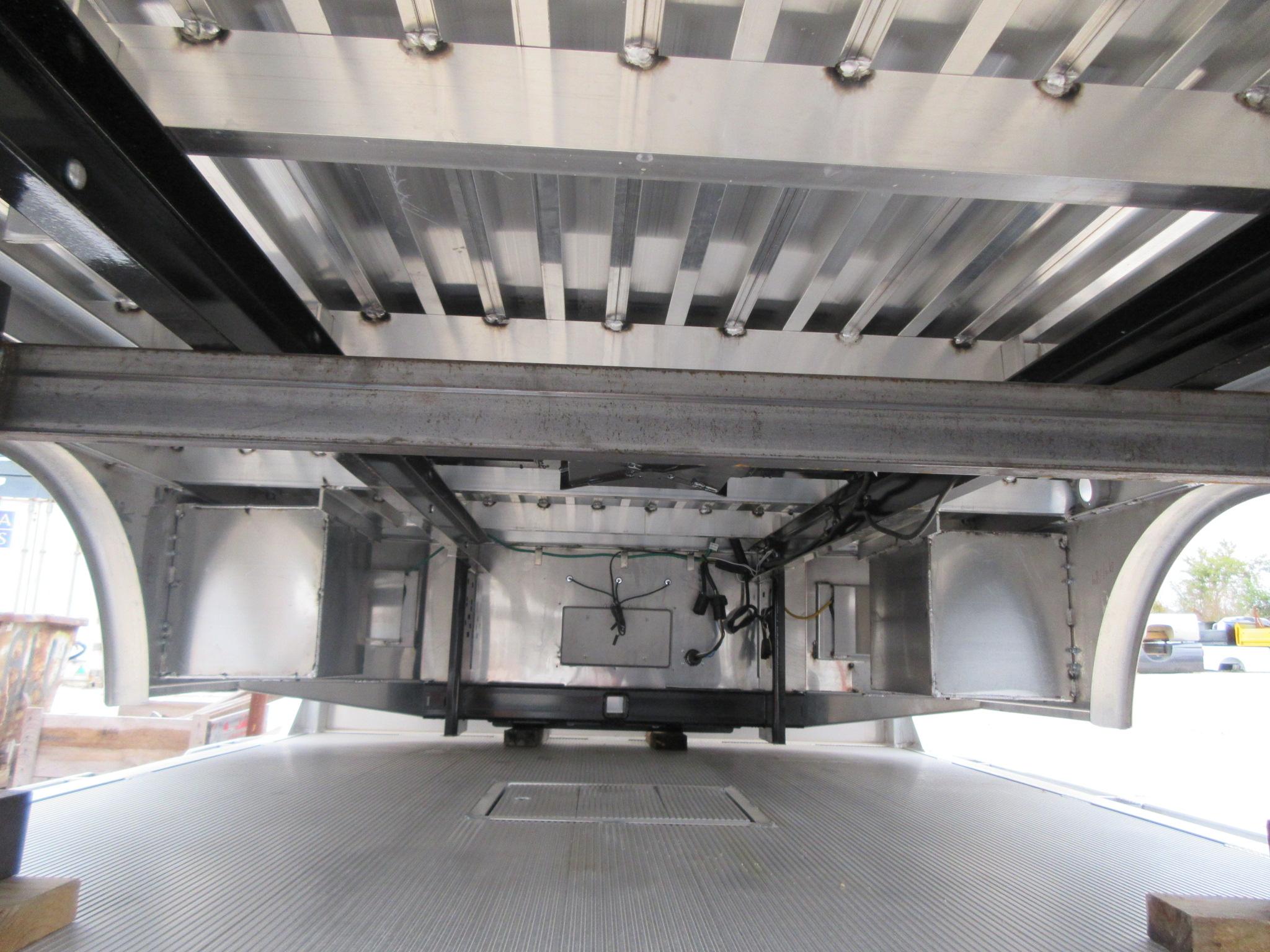 NOS CM 9.3 x 84 ALSK Flatbed Truck Bed