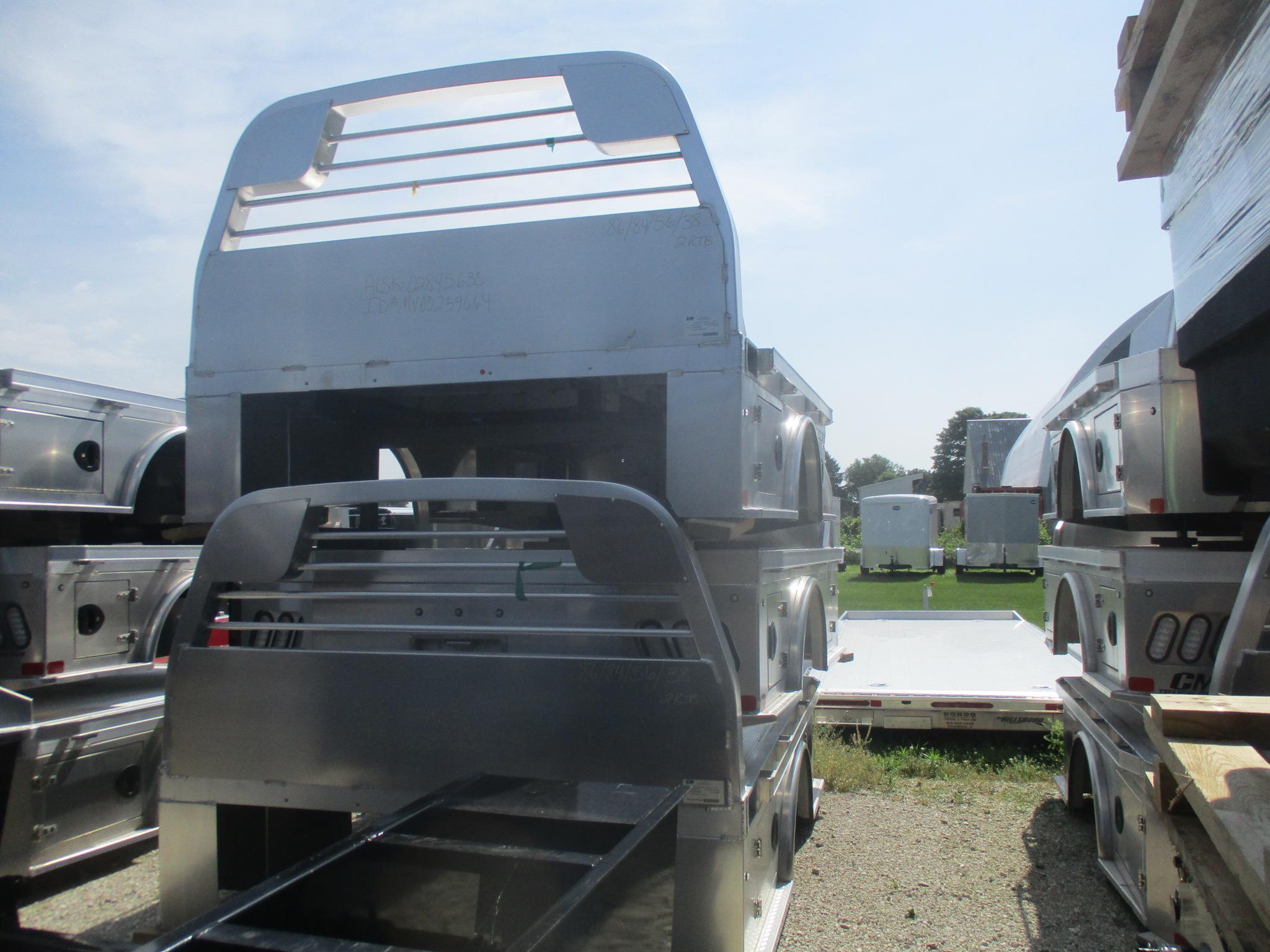 NOS CM 8.5 x 84 ALSK Flatbed Truck Bed