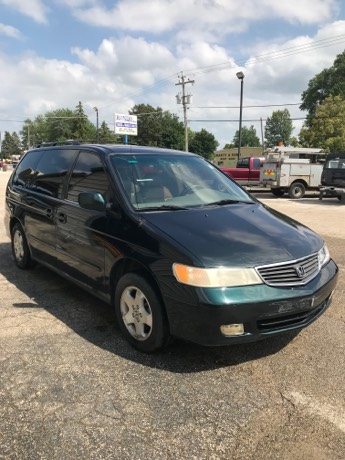 2001 Honda Odyssey Van   EX