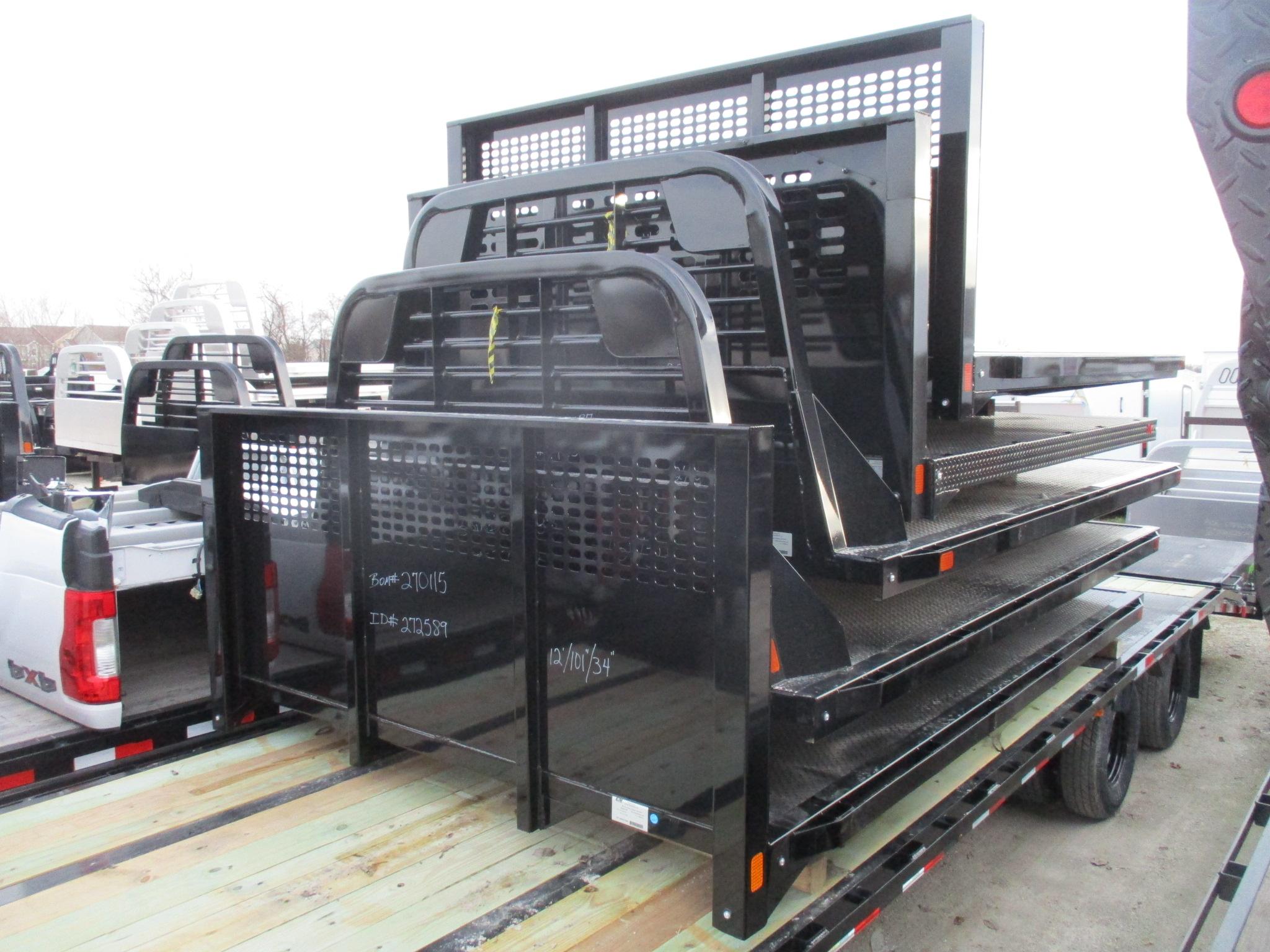 NOS CM 9 x 101 PL Flatbed Truck Bed