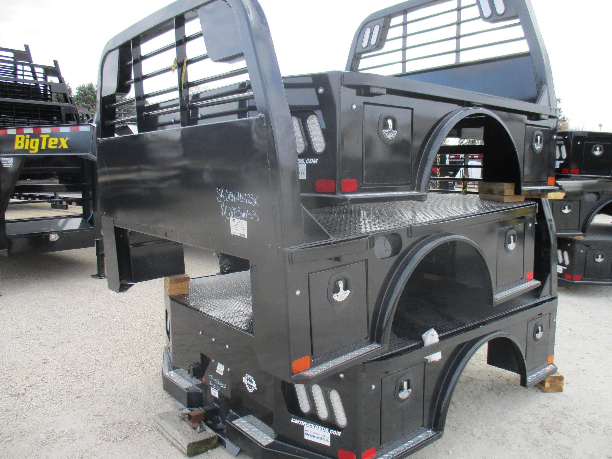 NOS CM 7 x 84 SK Flatbed Truck Bed