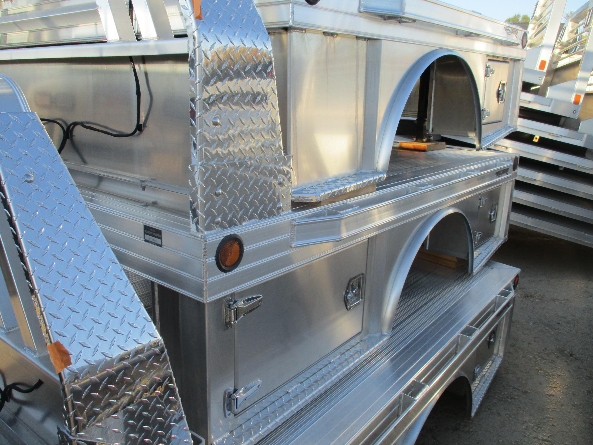 NOS Hillsboro 8.5 x 81 3500 Series Flatbed Truck Bed