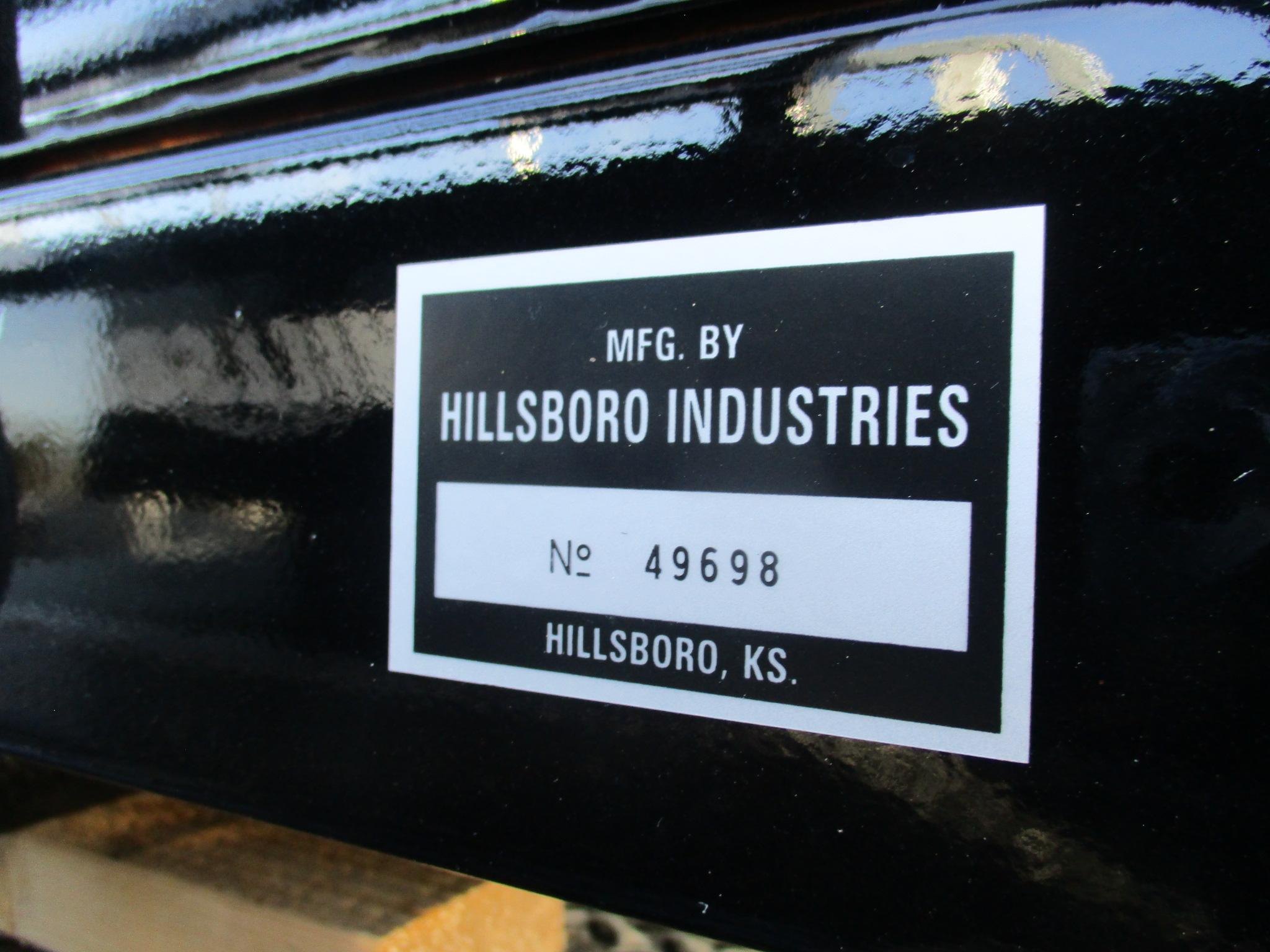NOS Hillsboro 7 x 84 SLT Flatbed Truck Bed