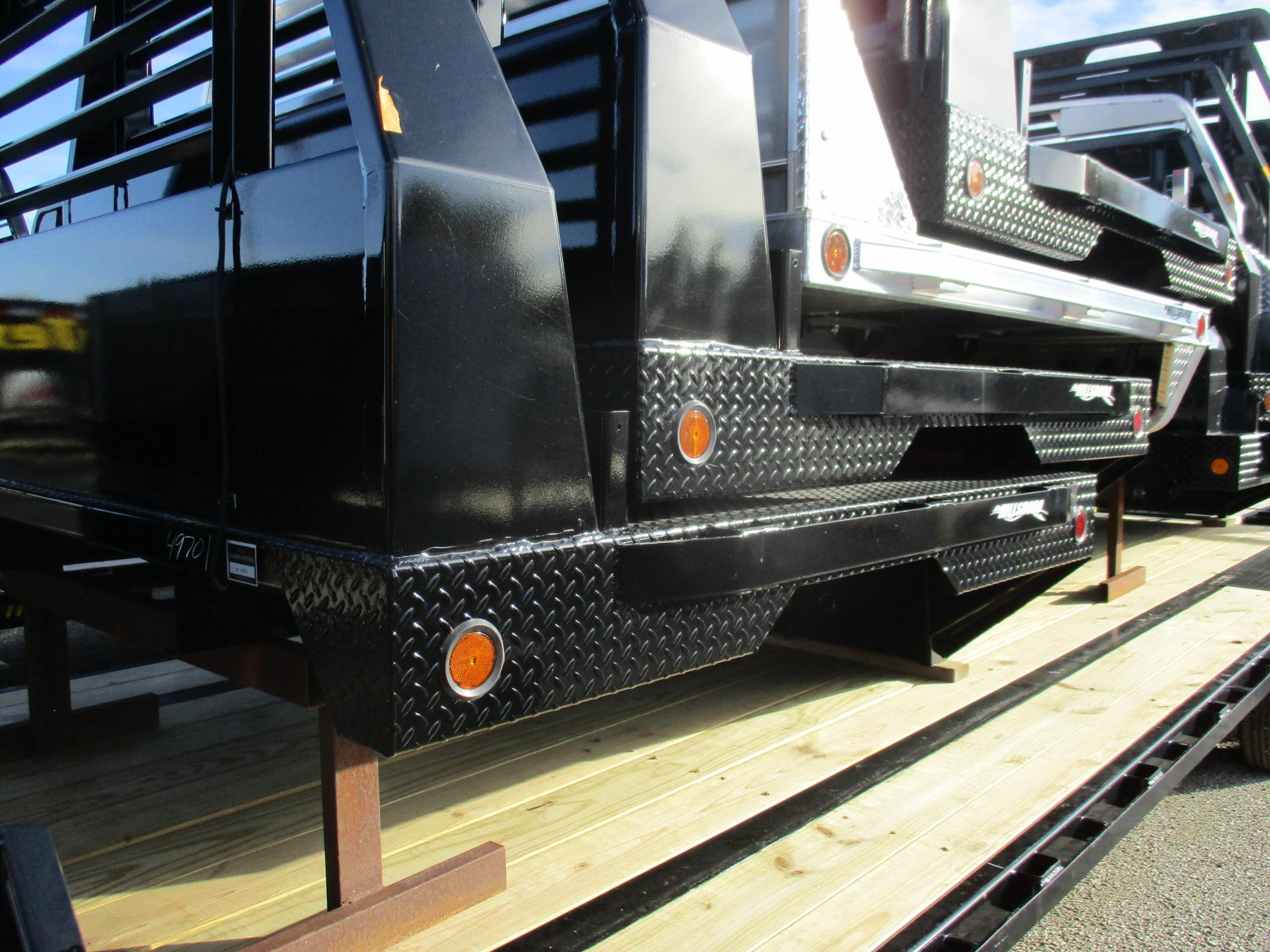 NOS Hillsboro 7 x 80 GI Flatbed Truck Bed