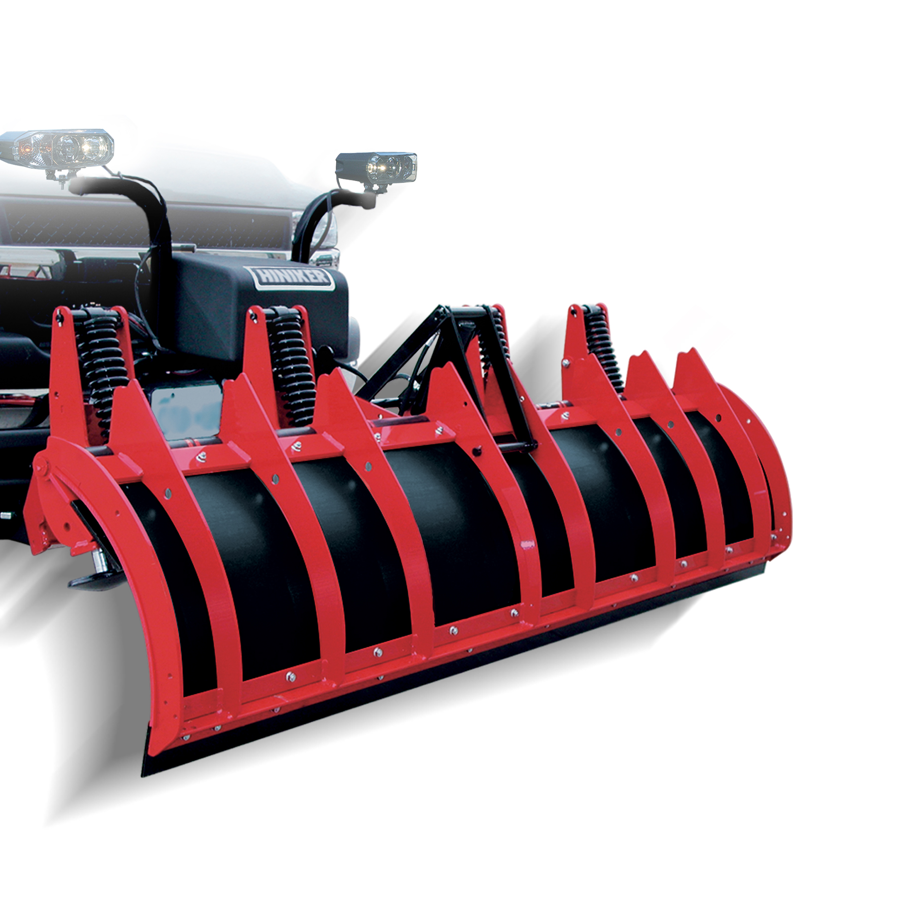 SOLD OUT - Hiniker 9 C-Plow Poly - Compression Spring Trip (QH2)  - Available for Special Order. Call for Price.