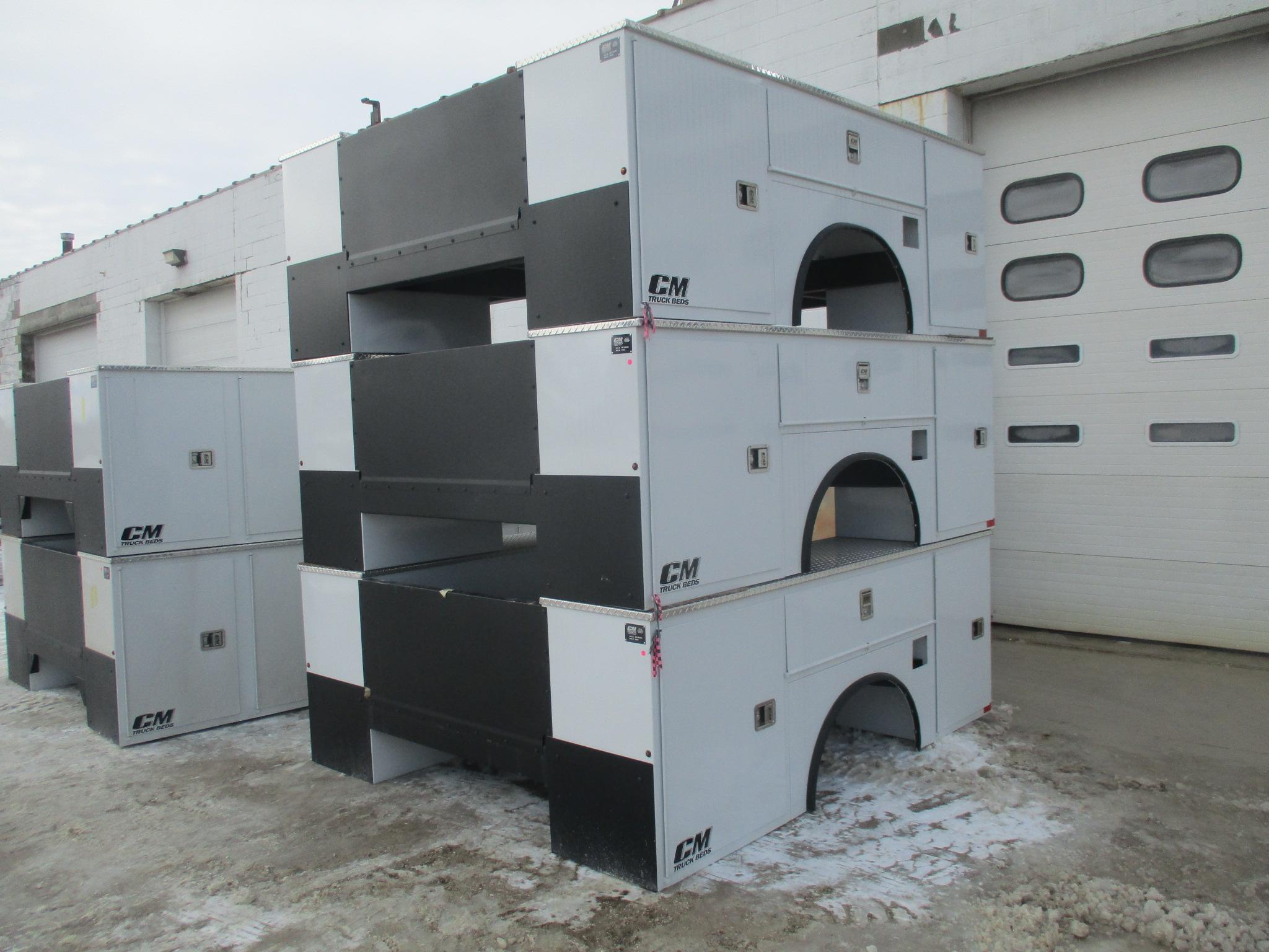 NOS CM 9.2 x 94 SB Flatbed Truck Bed