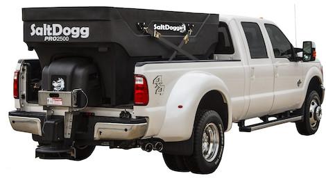 New Buyers PRO2500CH Model, V-Box Poly Hopper Spreader,