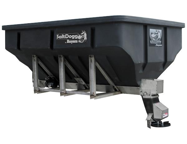 New Buyers SHPE4000 Model, V-Box Poly Hopper Spreader,