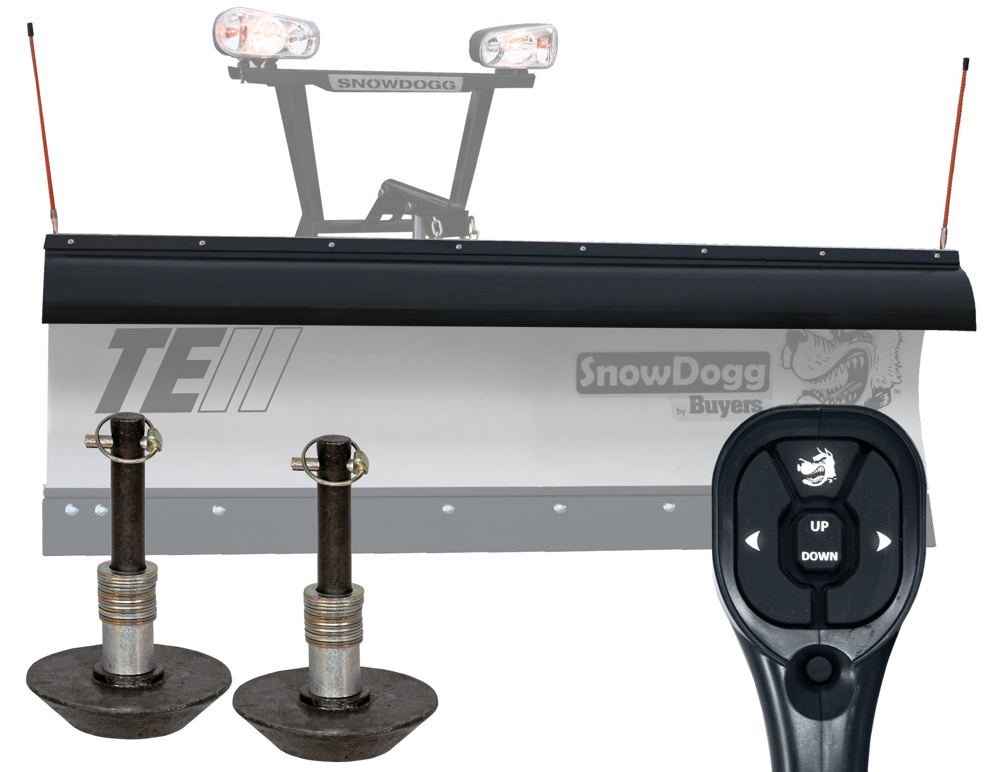 New Buyers TE80II Model, Straight blade, Trip edge Stainless Steel Straight Blade, Standard