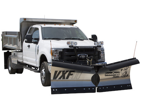 "NEW SnowDogg Plow (Buyers) 86"" Flared V-Plow Extreme Duty Gen 2 (VXF85II)."