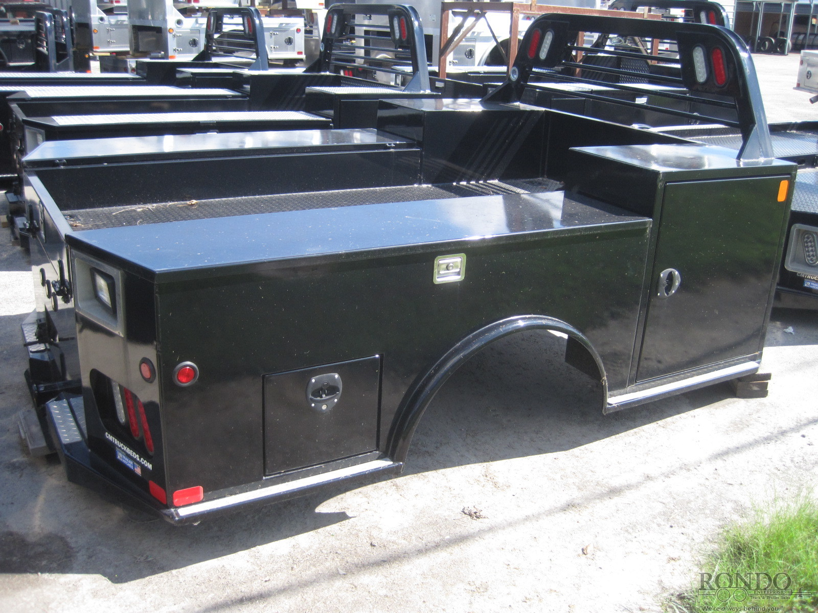 AS IS CM 9.3 x 90 TM Truck Bed