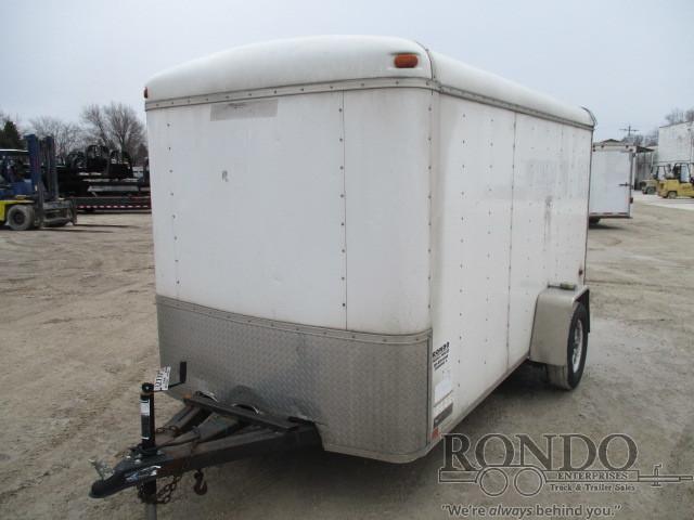 2006 United 6x12 Enclosed Cargo Rondo Trailer