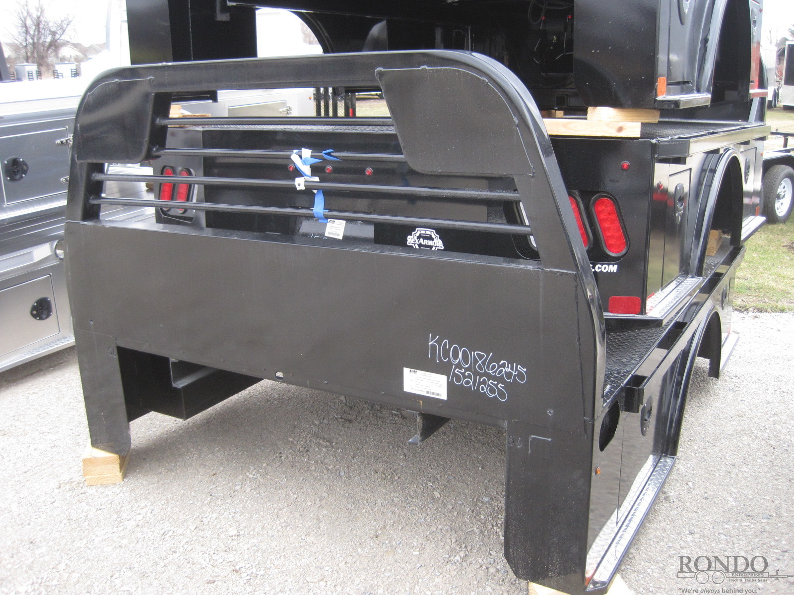 NEW CM 8.5 x 82 SK Truck Bed