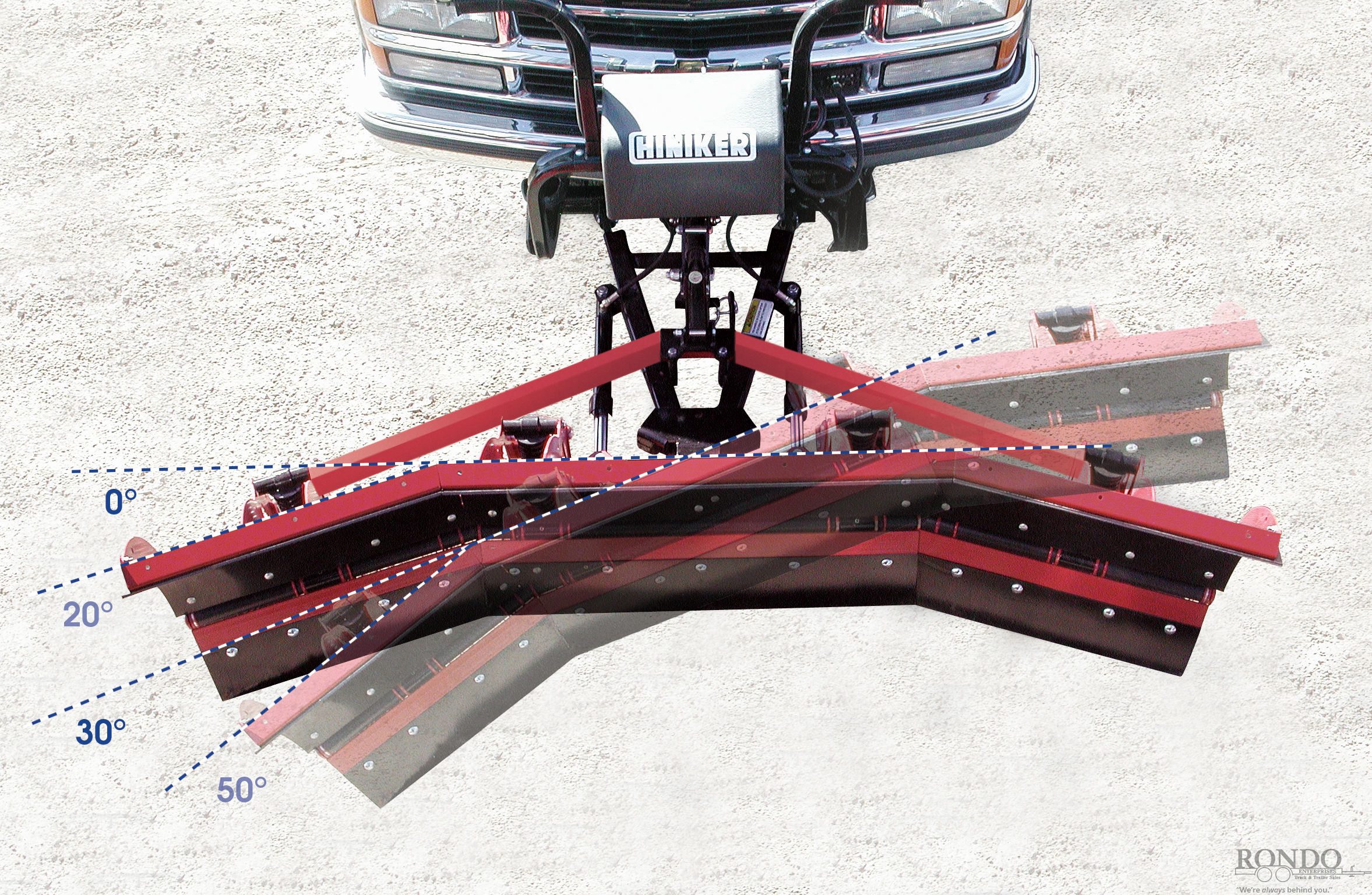 New Hiniker 8 Scoop Poly Plow For Skid Steer With Trip Edge And Snow Wiring Harness Crossover Relief Valve