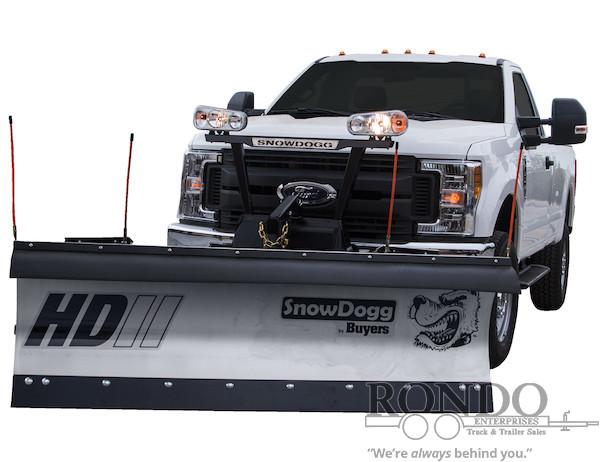 NEW SnowDogg Plow (Buyers) 8'0